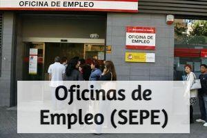 Oficinas de Empleo SEPE (INEM)