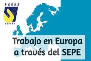 Ofertas de empleo en Europa a través del SEPE