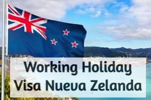 working holiday visa nueza zelanda