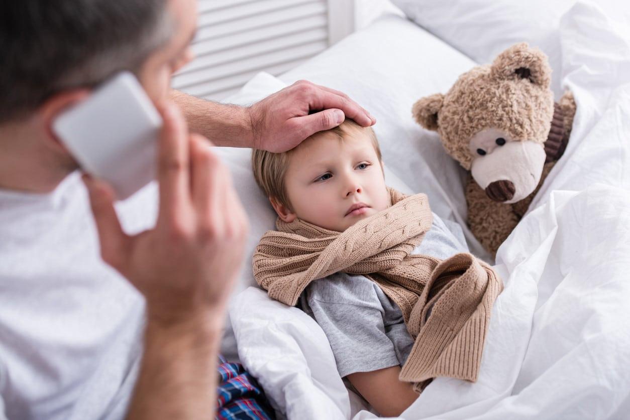 ¿Qué son Ayudas para el cuidado de hijos con grave enfermedad?