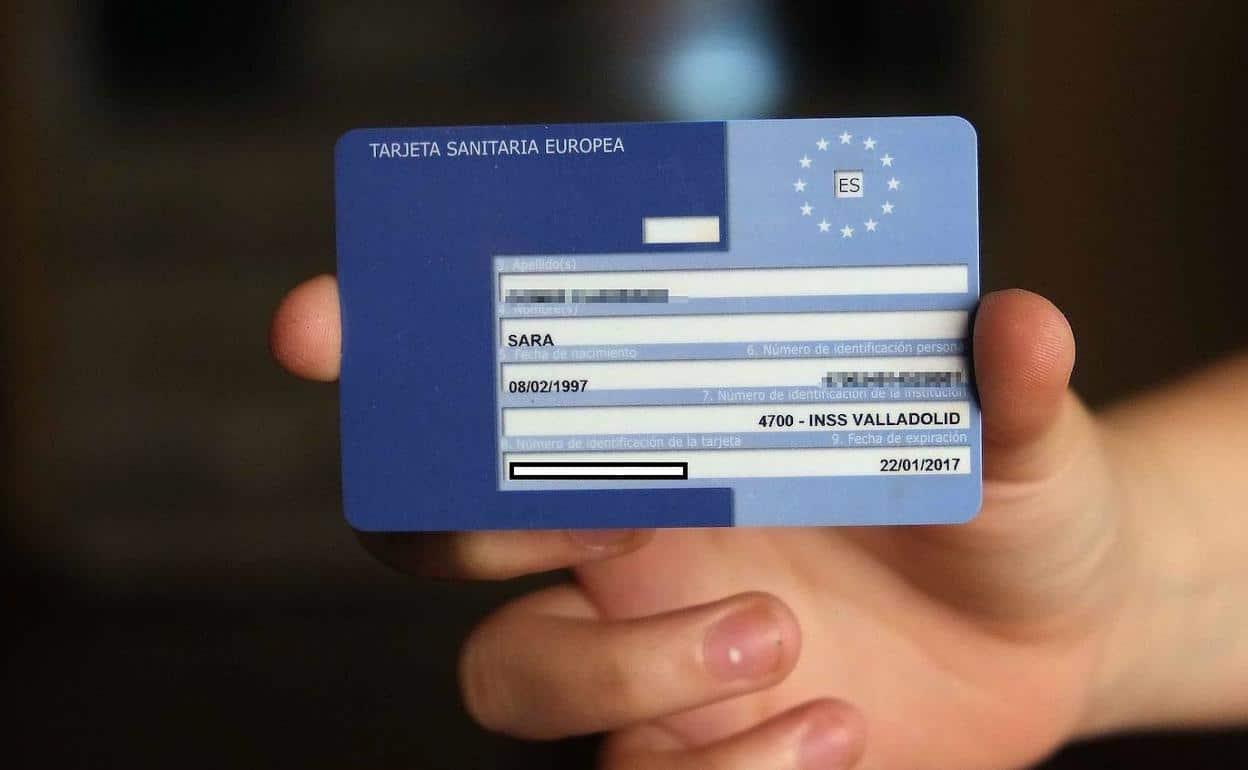 ¿Cómo tramitar la tarjeta sanitaria europea?